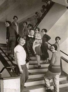 Las mujeres de la Bauhaus que la propia Bauhaus olvidó | ICON Design | EL PAÍS