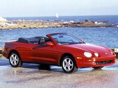 Toyota Celica Mkvi Phase Convertible 2 Has 1 Medium And Small Front Per Air Intakes Large Intake