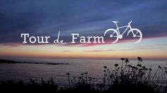 What does it mean to be healthy?   What is sustainable living?   Is life more than avoiding death?   What does it mean to be alive? The Tour de Farm - Teaser