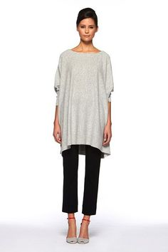 DVF Ahiga Bis Oversized Sweater