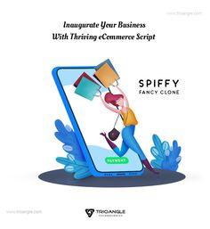 Ecommerce Software, Script, Fancy, Technology, Business, Link, Check, Tech, Script Typeface