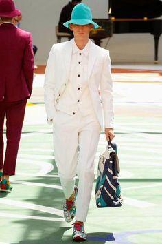 BURBERRY PRORSUM FW15 Mens Fashion Week