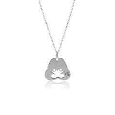 #lesetoilesdelily #jewels #necklace #mylittlezodiac #zodiac #june #july #cancer #silver #fashion #kids #bijoux #collier #zodiaque #juin #juillet #cancer #argent #mode #enfant #marseille