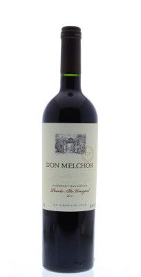 2011 Don Melchor Chilean Cabernet Sauvignon - Famous wine hailing from Chile, intense and fragrant with black cherry and mocha on the palate. Great for any dinner