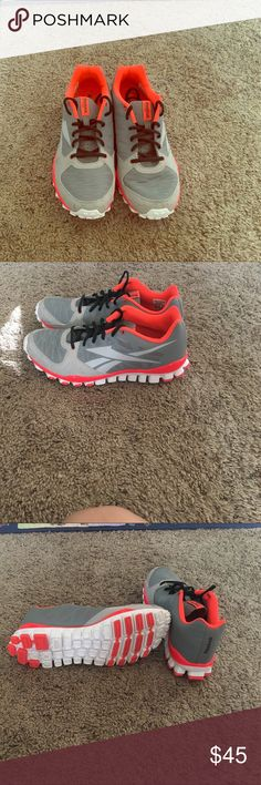 Reebok men's shoes NWOT, never worn, bought the wrong size Reebok Shoes Athletic Shoes