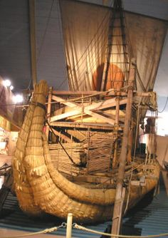 The Kon-Tiki Museum in Oslo contains the balsawood raft that was used by Thor… Oslo, Travel Competitions, Places To Travel, Places To Go, Beautiful Norway, Easter Island, Antique Photos, Rafting, Amazing
