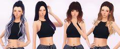 Elliesimple: Hair recolor ombré 10