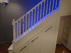 Stairs Storage Drawers, Stair Storage, Home Decor, Decoration Home, Room Decor, Staircase Storage, Stairway Storage, Interior Decorating