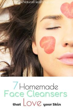 7 homemade face cleanser recipes for all skin types that nourish and moisturize . , 7 homemade face cleanser recipes for all skin types that nourish and moisturize , Homemade Face Cleanser, Homemade Moisturizer, Face Scrub Homemade, Homemade Face Masks, Homemade Skin Care, Natural Face Cleanser, Face Mask For Blackheads, Natural Skin Care, Natural Health