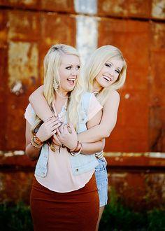 Sisters shoot