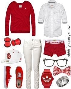 """Happy Valentine's Day (:"" by ohhhifyouonlyknew on Polyvore"