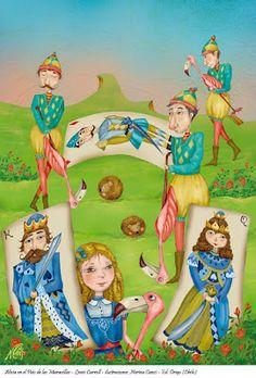 Nerina Canzi   ILLUSTRATION   Alice In Wonderland