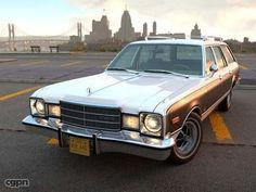 1976 Plymouth Volare Wagon