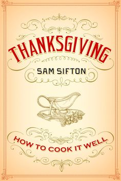 Follow these rules and your Thanksgiving dinner plan will be a breeze. #turkey #day #guide