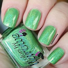 IG The Girlie Tomboy || Colors by Llarowe - Seahawks Lime