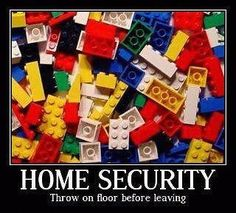 Home security!