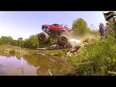 Watch Trucks Get Mad While Getting Stuck In Some EPIC Mud – CarBuzz