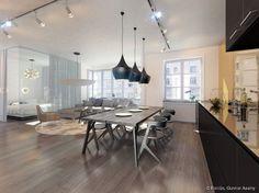 Comment mélanger les styles industriels et scandinaves dans un salon ?