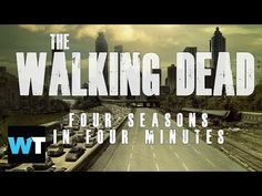 The Walking Dead: 4 Seasons in 4 Minutes Recap Video Video