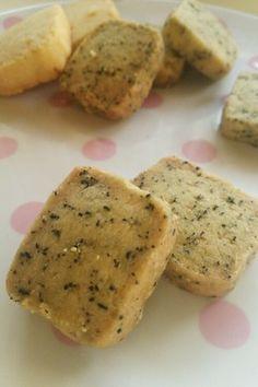 Tea Cookies 紅茶クッキー(たまご無し)
