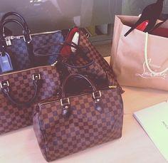 Louis Vuitton Handbags #Louis #Vuitton #Handbags - Neverfull MM N51105 - $232.99