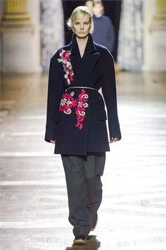 Sfilata Dries Van Noten Paris - Collezioni Autunno Inverno 2013-14 - Vogue