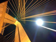 ...ângulos da ponte