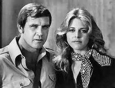 Lee Majors and Lindsey Wagner