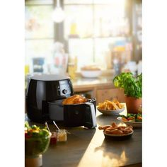 Buy Philips Avance Collection Airfryer XXL, Black from our Grills & Fryers range at John Lewis & Partners. Kitchen Cabinet Remodel, New Kitchen Cabinets, Kitchen Cabinet Design, Home Appliance Store, Best Air Fryers, How To Cook Pork, Philips, Cool House Designs, Pork Belly