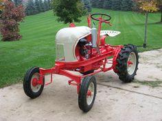 Ottawa Mule Team Tractor