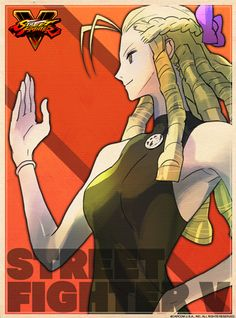 V Games, Video Games, Ultra Street Fighter, Gamers Anime, Fighting Games, Game Character, Art Inspo, Game Art, Art Sketches