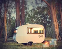 A gorgeous South Aussie food and coffee van.
