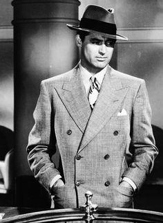 The Dapper...Cary Grant~ old school Koooool..