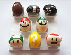 lol Easter Eggsss!! :D