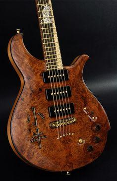 CROW HILL Xiao Niu | Chambered Semi-Hollow Electric Guitar
