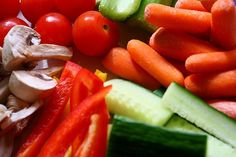 Fresh Vegetables - How to Store Vegetables