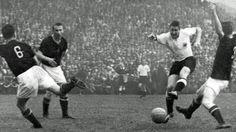 Endspiel WM 1954: Rahn schießt...Tor,Tor,Tor