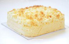 Laskominy od Maryny: Tvarohový koláč s kokosovou peřinou