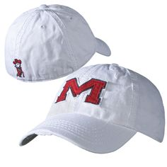 7aed43afe0186 Adam informed me I m one of few women who doesn t look stupid wearing a hat  Murderface · Ole Miss ...