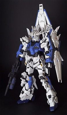 HGUC 1/144 Banshee Norn 'Mass Production Unit' - Customized Build Modeled by: muchon_hg  Images from: muchon_hg