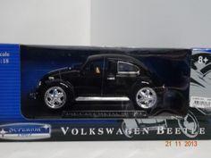 Carro colección Volkswagen Beetle 1967. #RegalosParaEllos #RegalosNavidad2013