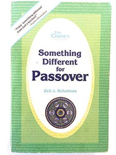 Something Different for Passover Chosen Cookbook Series >>> ** AMAZON BEST BUY **