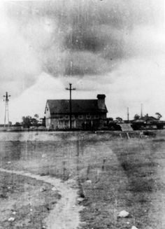 Treblinka, Poland, The camp headquarters building. The photograph is from the private album of Kurt Franz from the time of his service as Deputy Commandant of Treblinka. The album was presented by the prosecution at Franz's trial in Dusseldorf during the years 1964-5.