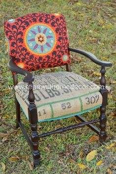Fiesta Accent Chair - ReNewal Home Decor