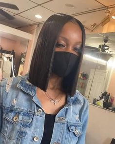 Middle Part Hairstyles, Straight Weave Hairstyles, Black Girl Braided Hairstyles, Baddie Hairstyles, Black Hair Bob Hairstyles, Side Part Blunt Cut, Blunt Cut Sew In, Blunt Cut Weave, Bob Weave
