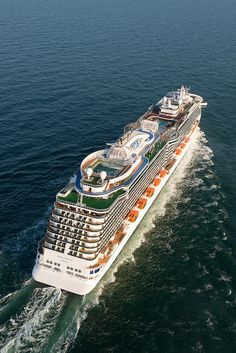 Royal Princess by Princess Cruises, via Flickr