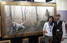 Mettere il casa un quadro di Giulio Tasca è come aprire una finestra sul mondo della caccia e della natura. Scopriamo la sua pittura acrilica su tela.