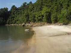 Praia do Taquari, Paraty (RJ)