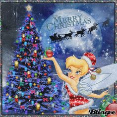 ~*The Tinkerbell Lover Group3*~ New Challenge ~Tinkerbell Christmas