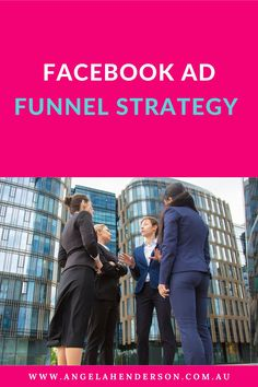 If lead generation is part of your marketing strategy, there will typically be a funnel of some sort involved. Usually, this funnel would involve creating a cold interest-based audience, a few ads, and sending them straight to a landing page. This might not be the best solution for you. Want to know more? Check out on the blog Facebook Ads Funnel Strategy. Facebook Marketing Strategy, Social Media Marketing Business, Marketing Ideas, Social Media Calendar, Social Media Tips, Small Business Consulting, Business Tips, Using Facebook For Business, Networking Websites